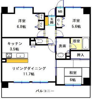 アーバンビュー春日町アプリークス2F 間取り.JPG