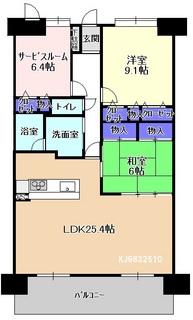 ポレスターブロードシティ南蔵王15F 間取り.jpg